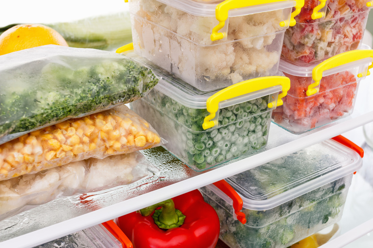 Congelés : les aliments déjà congelés
