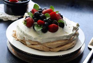 gâteau-pavlova